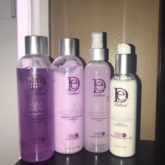 Design Essentials Makeup Agave Lavender Collection Poshmark